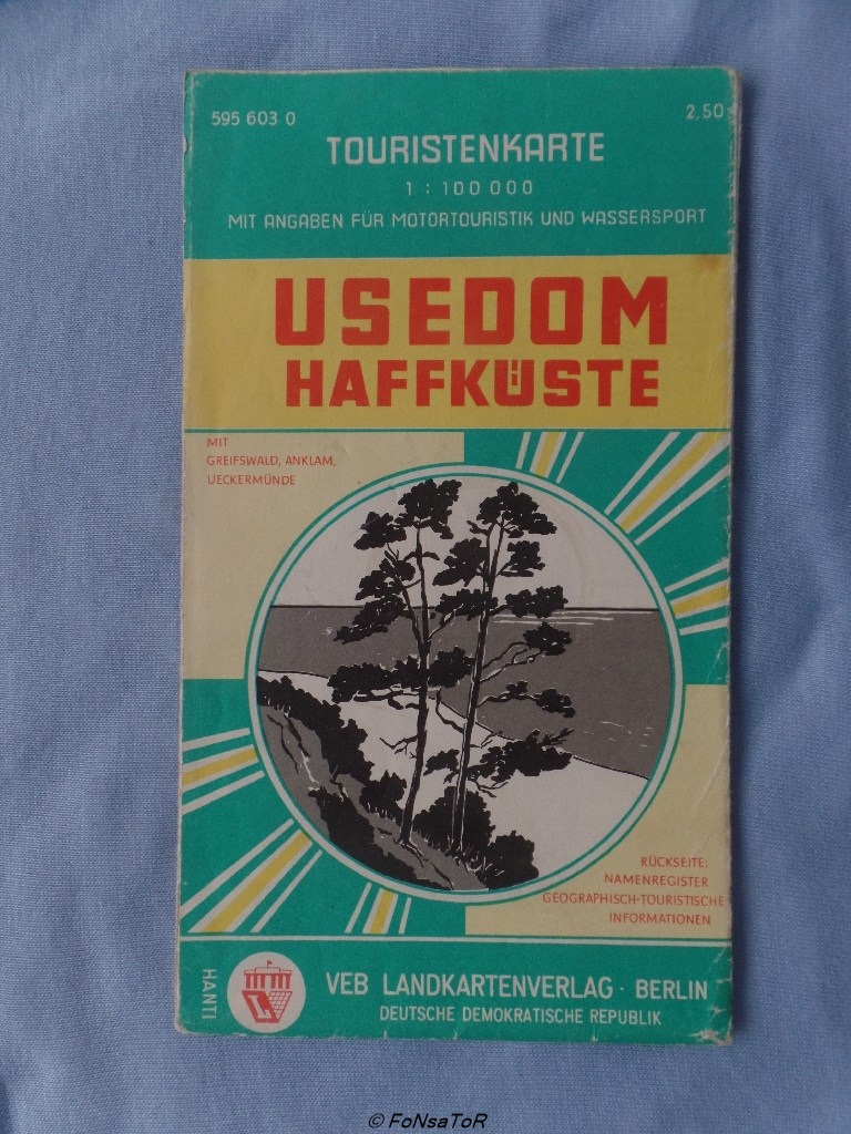 Cover of Usedom