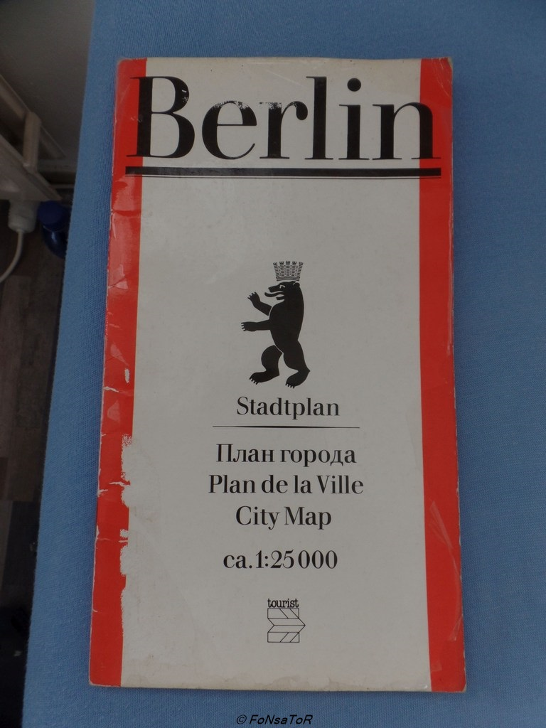 Cover of Berlin Ost