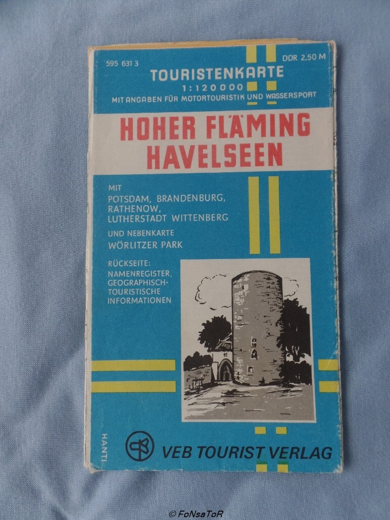 Cover of Hoher Fläming