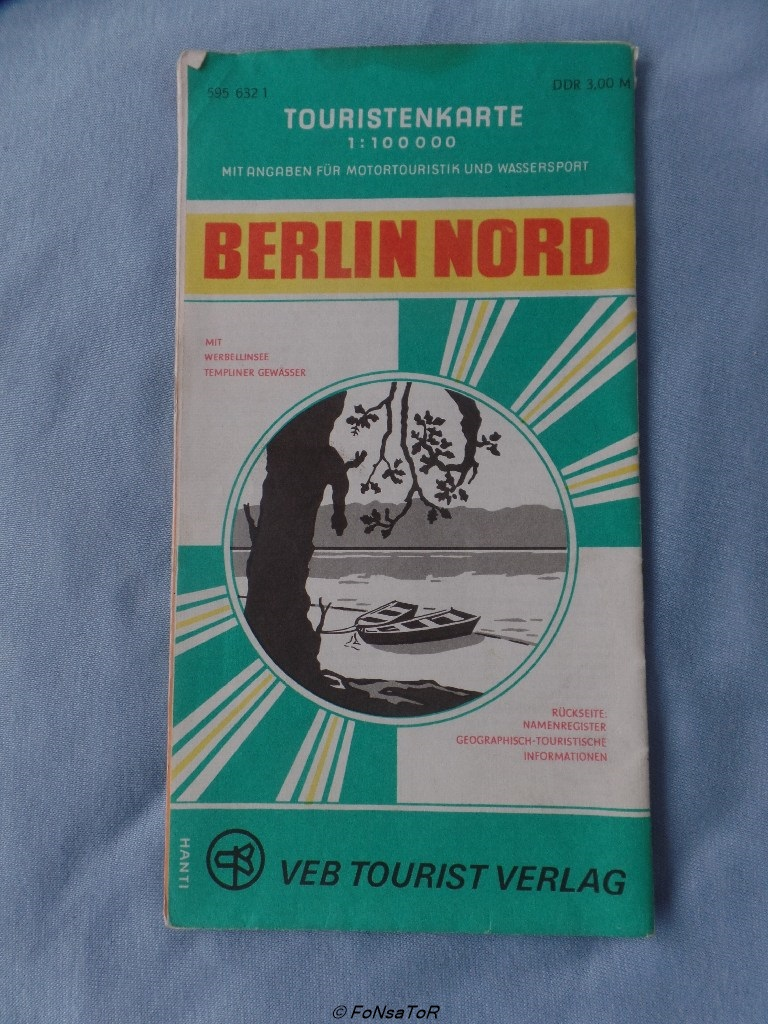 Cover of Berlin Nord