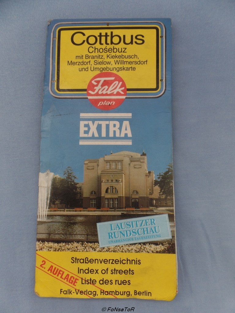 Cover of Cottbus