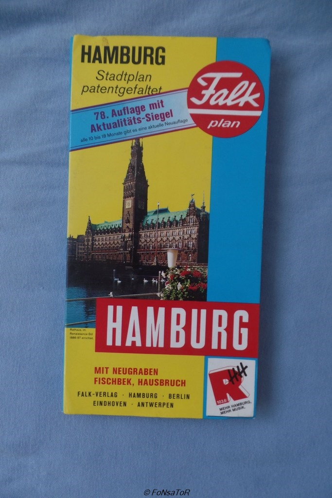 Cover of Hamburg