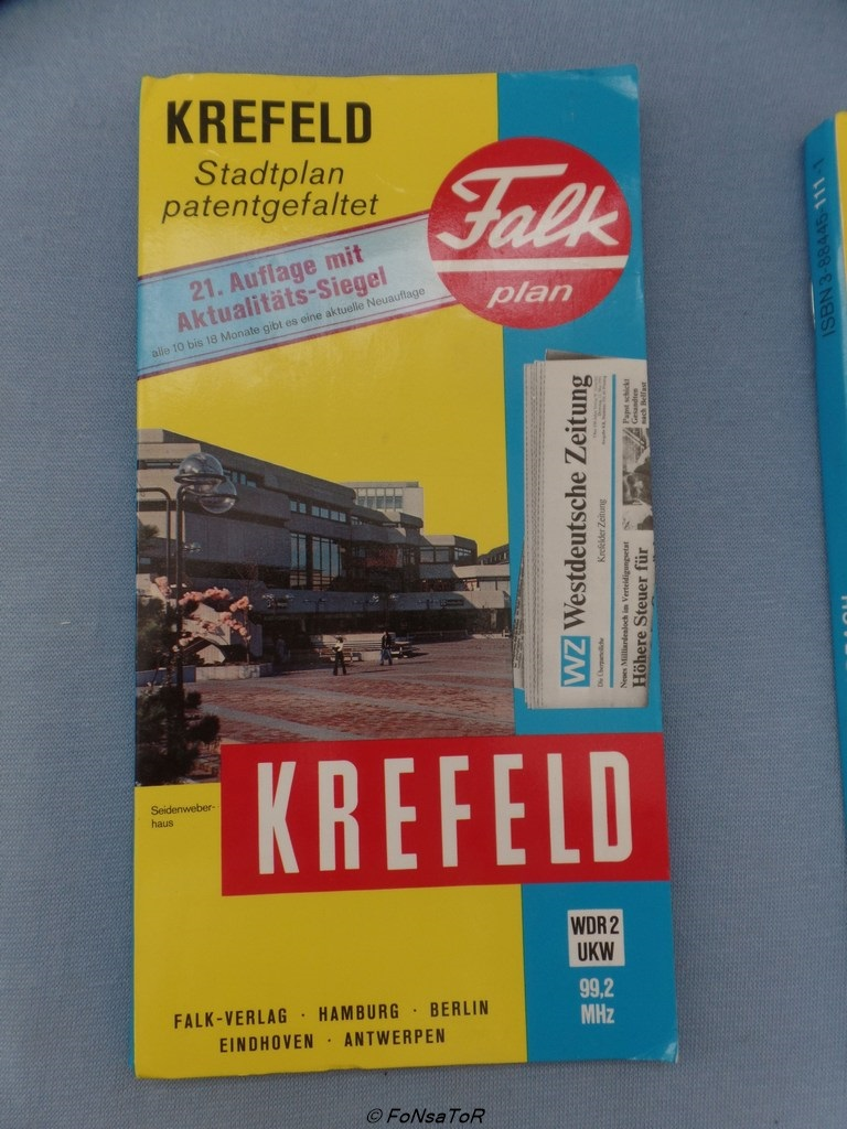 Cover of Krefeld