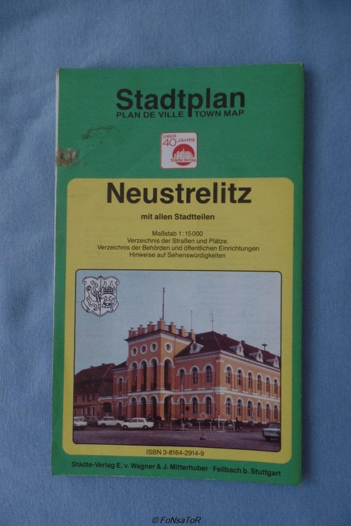 Cover of Neustrelitz