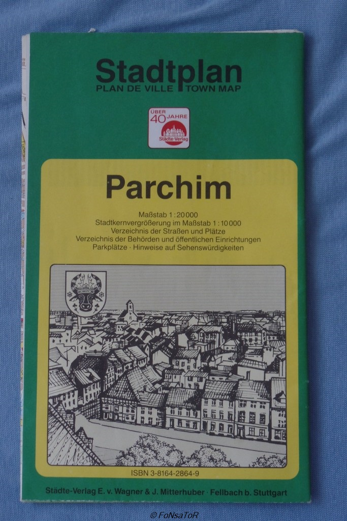 Cover of Parchim