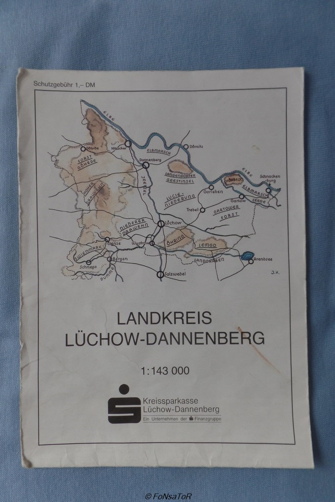 Cover of Lüchow Dannenberg