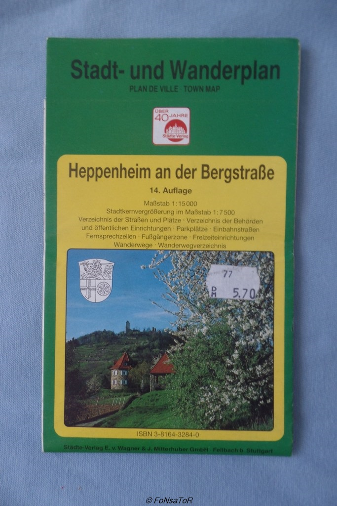 Cover of Heppenheim