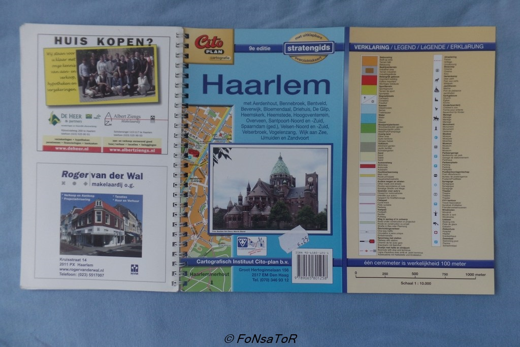 Cover of Haarlam NL