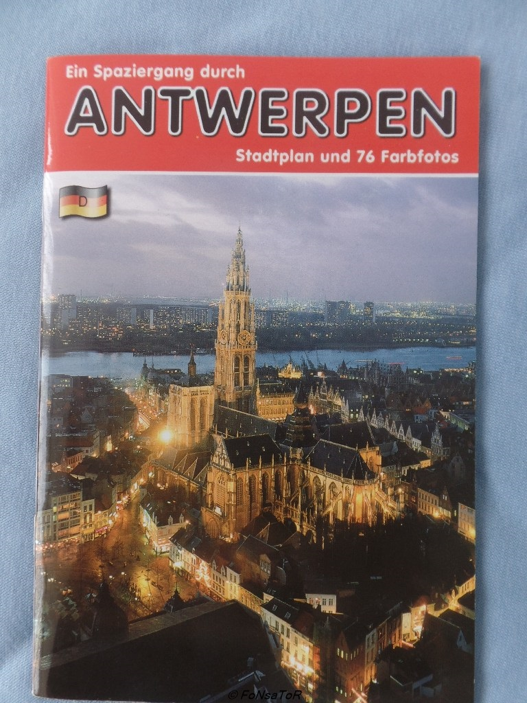 Cover of Antwerpen